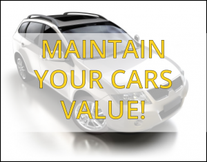 maintain your cars value - sell your car resources